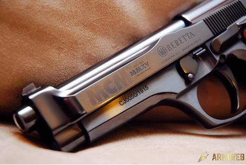 Beretta 98 fs centennial