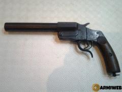 Pistola Lancia Razzi Modello Austriaco 1888 Tipo Very