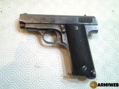 Pistola Marca Garate Anitua Eibar Calibro 7,65 Brow.