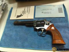 SMITH & WESSON 357 MAGNUM
