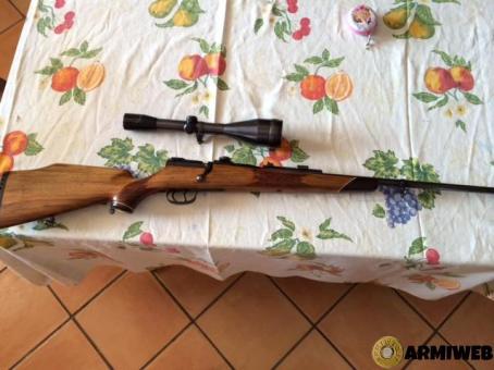 MAUSER EUROPA 66 6.5x68mm  | RWS | Sch