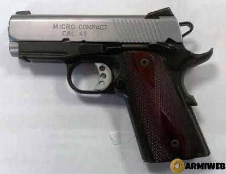 Springfield Micro Compact