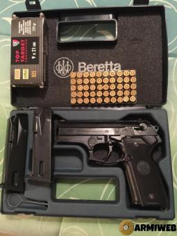 Beretta cougar 8000  9x21mm IMI