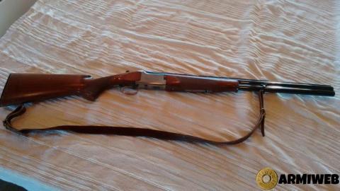 FUCILE SOVRAPPOSTO CALIBRO 12 MARCA BROWNING MODELLO 325 - SL-26''-I2GA-2 3/4''
