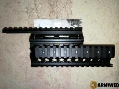 Vendo rail e impugnatura per AK 47/74.