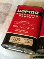 Polvere NORMA 200 nuova