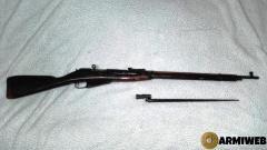 Mosin Nagant 91/30 con kit dies Lee