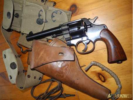 Colt  mod.1917  US Army .45 ACP