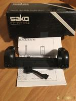 Attacchi originali da 30mm a sgancio rapido per Sako TRG e simili