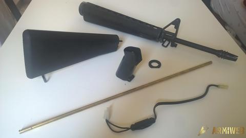 Kit trasformazione M16 Vietnam