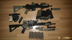 M4 set